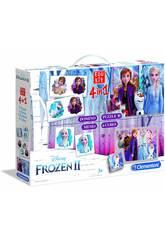 Frozen 2 Edukit 4 em 1 Clementoni 18059
