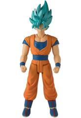 Dragon Ball Super Limit Breaker Series Figurine Goku Super Saiyan Blue Bandai 36731