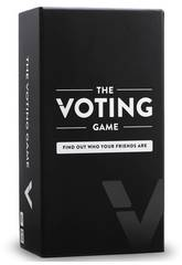 Juego de Mesa The Voting Game Bandai PT00719