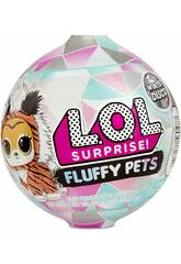LOL Surprise Fluffy Pets Giochi Preziosi LLU86000