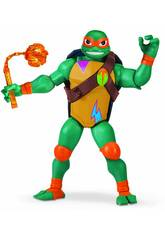 Tortugas Ninja The Rise Of The Tmnt Figura Gigante Giochi Preziosi TUAB3501