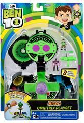 Ben 10 Omnitrix World Micro Playset Giochi Preziosi BEN41000