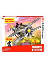 Fortnite X-4 Stormwing avec Figurine Ice King Giochi Preziosi FRT39000