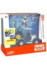 Fortnite Figur Deluxe Mit Fahrzeug Giochi Preziosi FRT38000