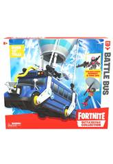 Fortnite Battle Bus avec Figurine Burnout y Funk Ops Giochi Preziosi FRT35000
