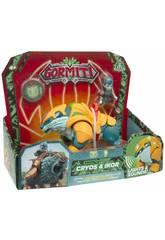 Gormiti S2 Hyperbeast avec Sons Giochi Preziosi GRE05000