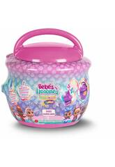 Bebés Chorões Lágrimas Mágicas Chupeta Casinha IMC Toys 90309