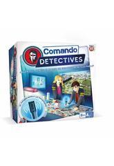 Comando Detectives IMC Toys 93188