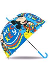 Ombrello Mickey Mouse 46 cm. Kids WD20984