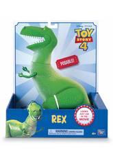 Toy Story 4 Colección Rex Bizak 6123 4063