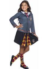 Kostüm Kindert-schirt Gryffindor Größe S Rubine 641269-S