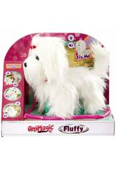 Animagic Fluffy Mon Petit Chien Promenade Goliath 256606