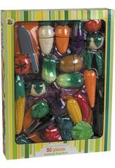 Set Verduras 30 piezas