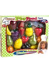 Set Frutas 20 Piezas