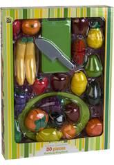 Kit Fruits 30 Pièces