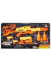 Nerf Alpha Strike Set Hasbro Bataillon E8444E