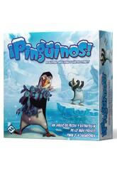 ¡Pingüinos! Asmodee FFTY05