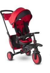 Triciclo STR7 J 7 en 1 Folding Trike Rojo SmarTrike 5502202