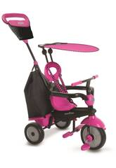 Trycicle Vanilla Plus Rose SmarTrike 6654100