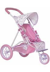 Poussette Poupée 3 Roues Baby Born HTI 1423565