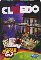 Cluedo Juego de Viaje Hasbro B0999