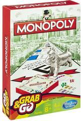 Gioco di Viaggio Monopoly Hasbro B1002