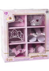 Kit Princesse 6 Accssoires
