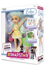 Boneca Snapstar Echo Diset 407246