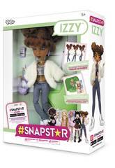 Muñeca Snapstar Izzy Diset 407251
