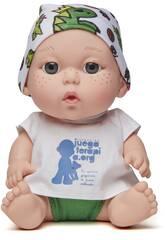 Poupée Baby Chauve Sara Carbonero 182