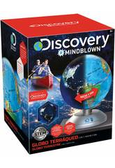 Erdkugel Discovery 2 In 1 World Brands 6000188