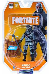 Fortnite Figura Solo Mode Core S2 Havoc Toy Partner FNT0096