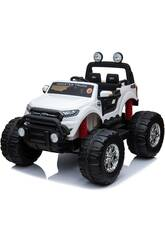Auto a Batteria Ford Monster Truck Radio Control 12 v.
