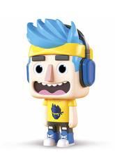 Ninja Figura AR Vinyl + App Toy Partner 29002