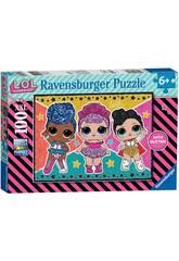 XXL LOL Glitter100 Ravensburger Puzzle 12881