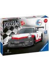 Puzzle 3D Porsche 911 GT3 Cup Ravensburger 11147