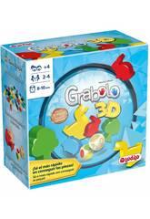 Juego Grabolo 3D Lúdilo 80871