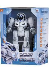 Robot Infrarouges Strike Intelligent Danseur