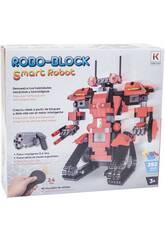 Radio Controle Smart Robô com 390 Bloco Telecomando
