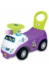 Toy Story 4 Transporteur Activités avec lumière, son et musique kiddieland 51946