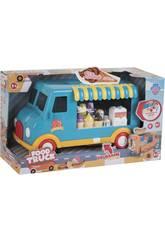 Camión Food Truck Helados con Sonidos