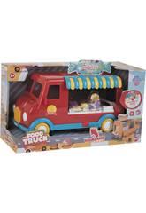 Camion de Bonbons Food Truck avec des Sons