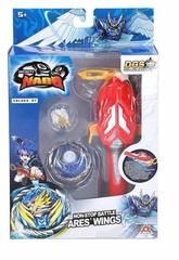 Infinity Nado Peonza con Lanzador Colorbaby 46195