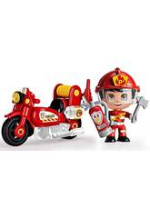 Pinypon Action Moto de Bombero Famosa 700015636