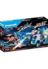 Playmobil Polícia Galactica Camião 70018