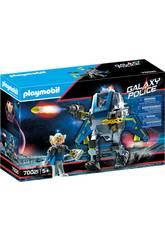 Playmobil Police Galactique Robot