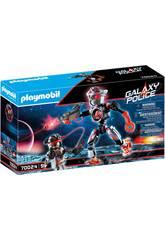 Playmobil Piratas Galacticos Robot 70024