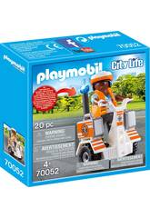 Playmobil Balance Racer de Resgate 70052