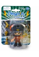 Pinypon Action Pirate Chapeau Noir Famosa 700015581