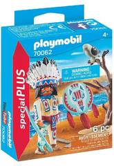 Playmobil Native American Chef 70062